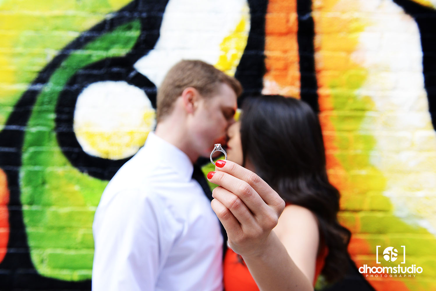 Cristina + Joshua Engagement Session | New York City, NY | 01.19.13