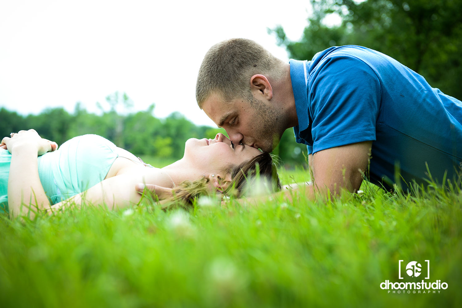Anna + Chris Engagement Session | Verona Park, NJ. 06.16.13