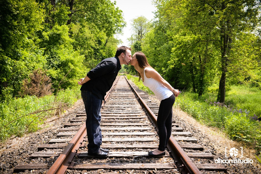 DSC_9171_lr-1024x683 Heather + Sean Engagement Session | Freight Rail, Fishkill, NY. 05.21.13