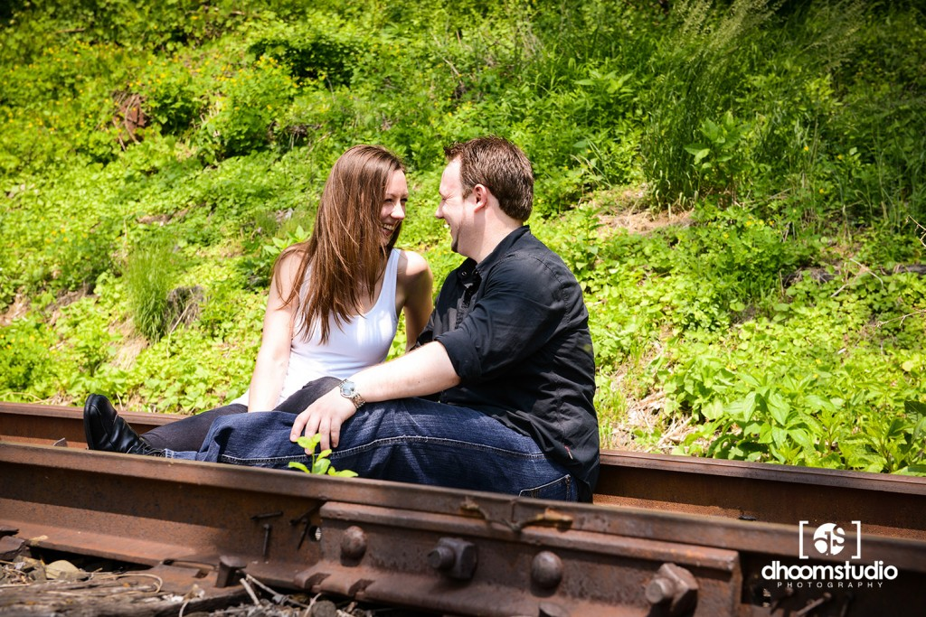 DSC_9192_lr-1024x683 Heather + Sean Engagement Session | Freight Rail, Fishkill, NY. 05.21.13