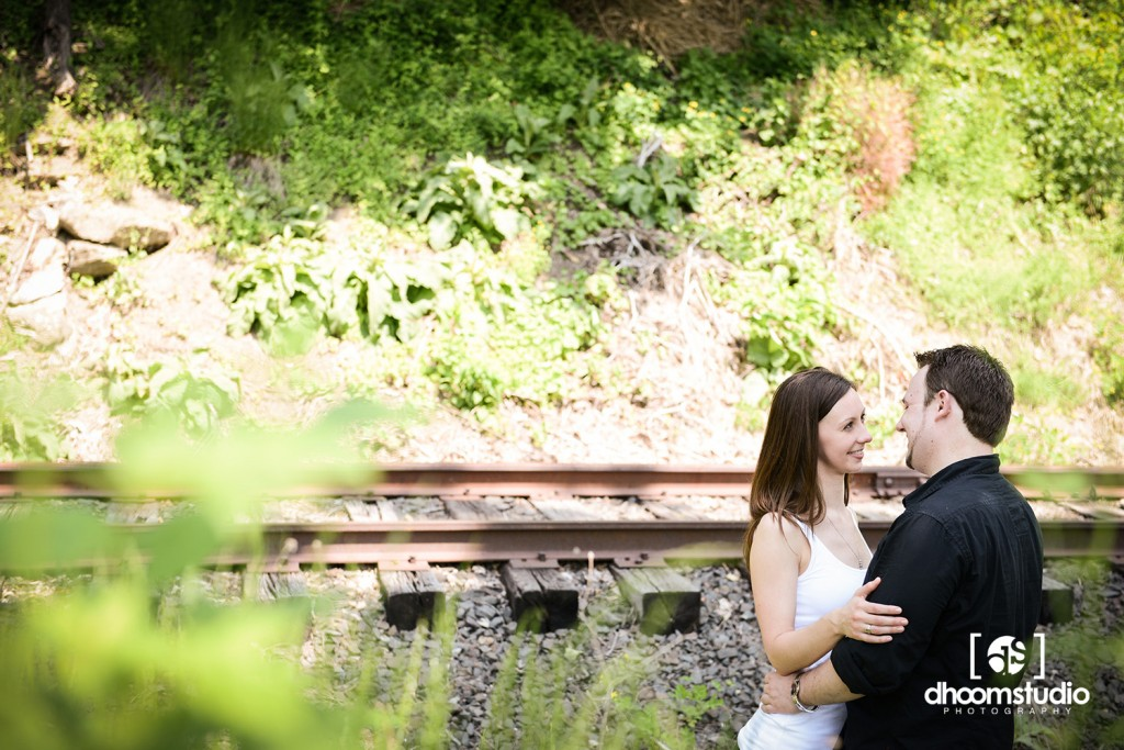 DSC_9270_lr-1024x683 Heather + Sean Engagement Session | Freight Rail, Fishkill, NY. 05.21.13