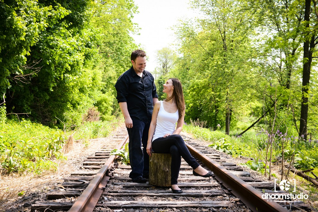 DSC_9275_lr-1024x683 Heather + Sean Engagement Session | Freight Rail, Fishkill, NY. 05.21.13