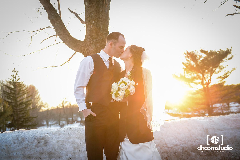Jessica + Clint Wedding | Picatinny Golf Club | New Jersey | 02.22.14