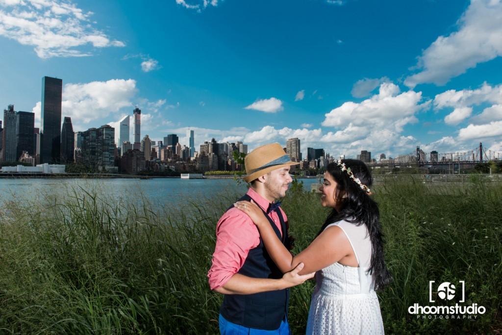 Samia-John-Ceremony-14-1024x683 Samia + John Ceremony | Gantry Plaza State Park | Long Island City | 08.13.14