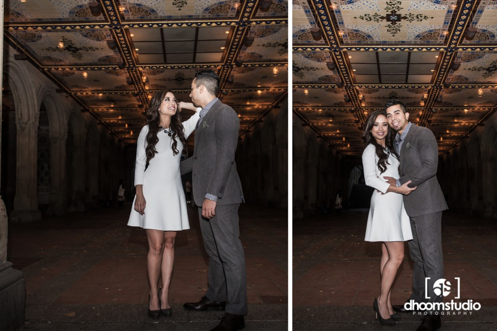 Kia-Ken-Engagement-101-1024x683 Kia + Ken Engagement Session | Central Park, New York | 10.17.13