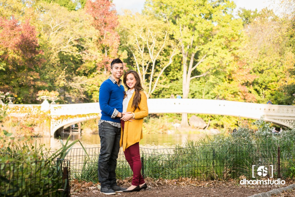 Kia-Ken-Engagement-18-1024x683 Kia + Ken Engagement Session | Central Park, New York | 10.17.13