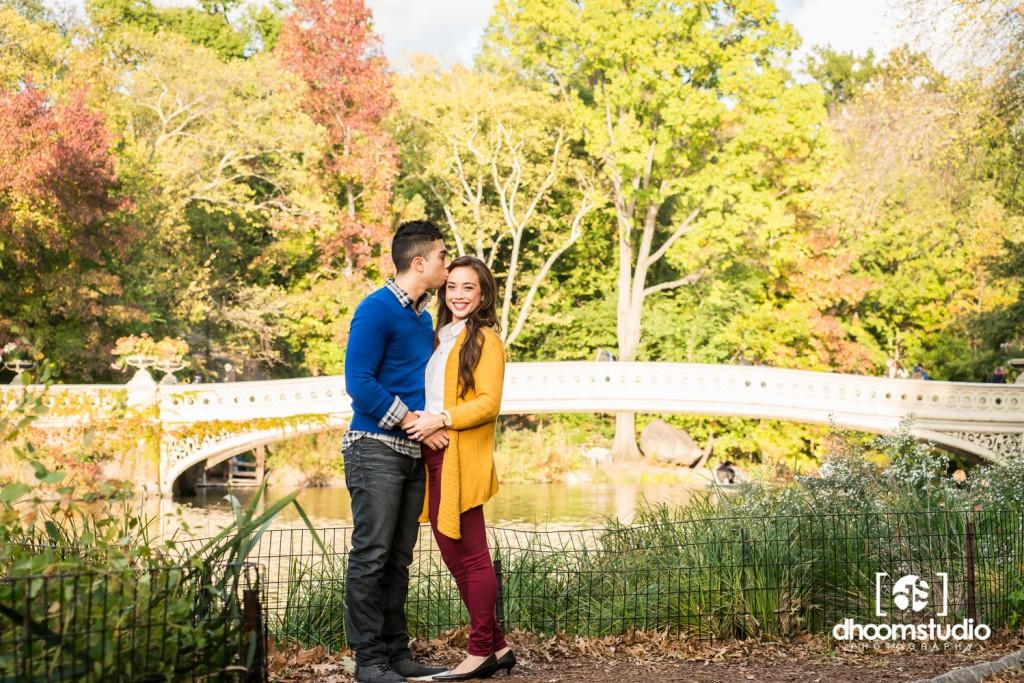 Kia-Ken-Engagement-19-1024x683 Kia + Ken Engagement Session | Central Park, New York | 10.17.13
