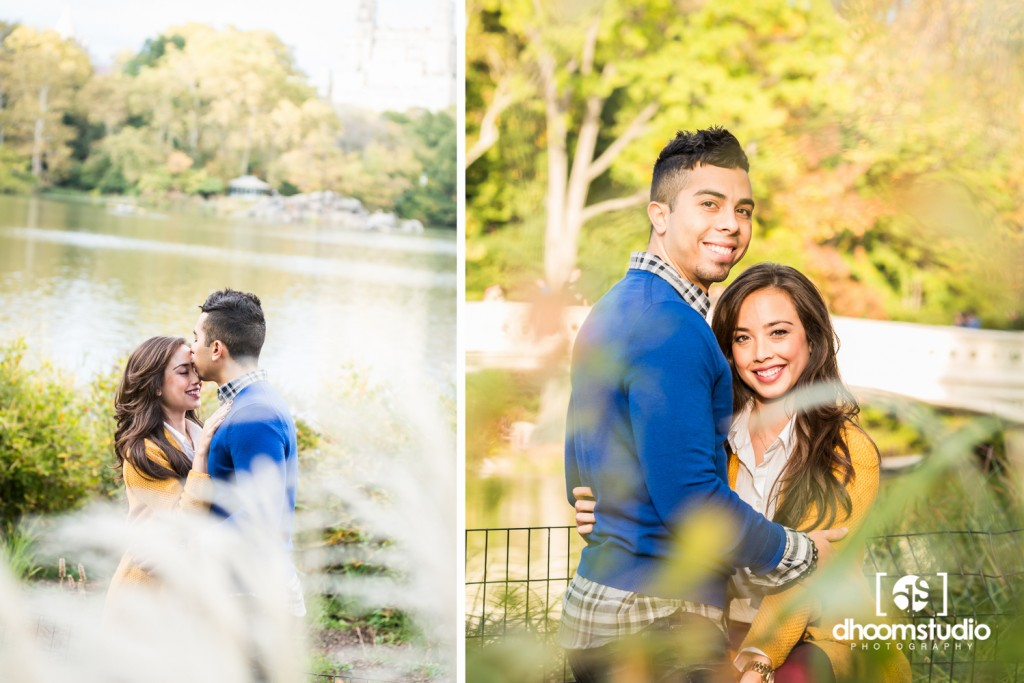 Kia-Ken-Engagement-2-1024x683 Kia + Ken Engagement Session | Central Park, New York | 10.17.13