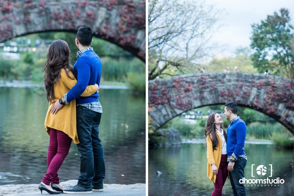 Kia-Ken-Engagement-33-1024x683 Kia + Ken Engagement Session | Central Park, New York | 10.17.13