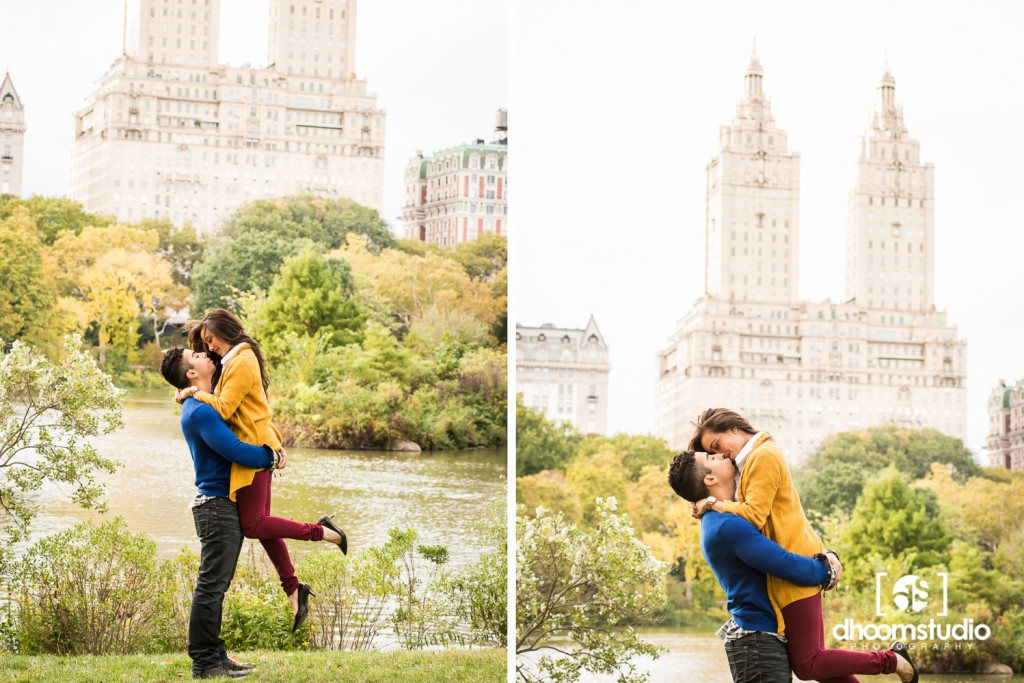 Kia-Ken-Engagement-4-1024x683 Kia + Ken Engagement Session | Central Park, New York | 10.17.13