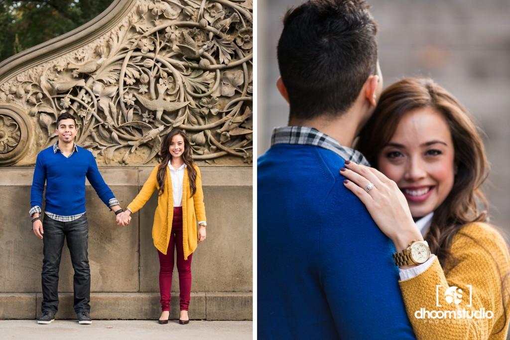 Kia-Ken-Engagement-42-1024x683 Kia + Ken Engagement Session | Central Park, New York | 10.17.13