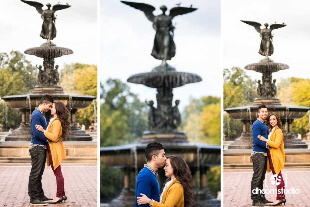 Kia-Ken-Engagement-51-1024x683 Kia + Ken Engagement Session | Central Park, New York | 10.17.13