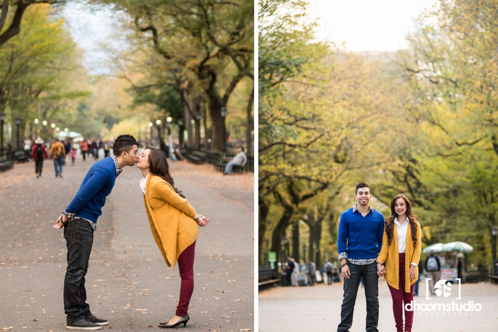 Kia-Ken-Engagement-56-1024x683 Kia + Ken Engagement Session | Central Park, New York | 10.17.13