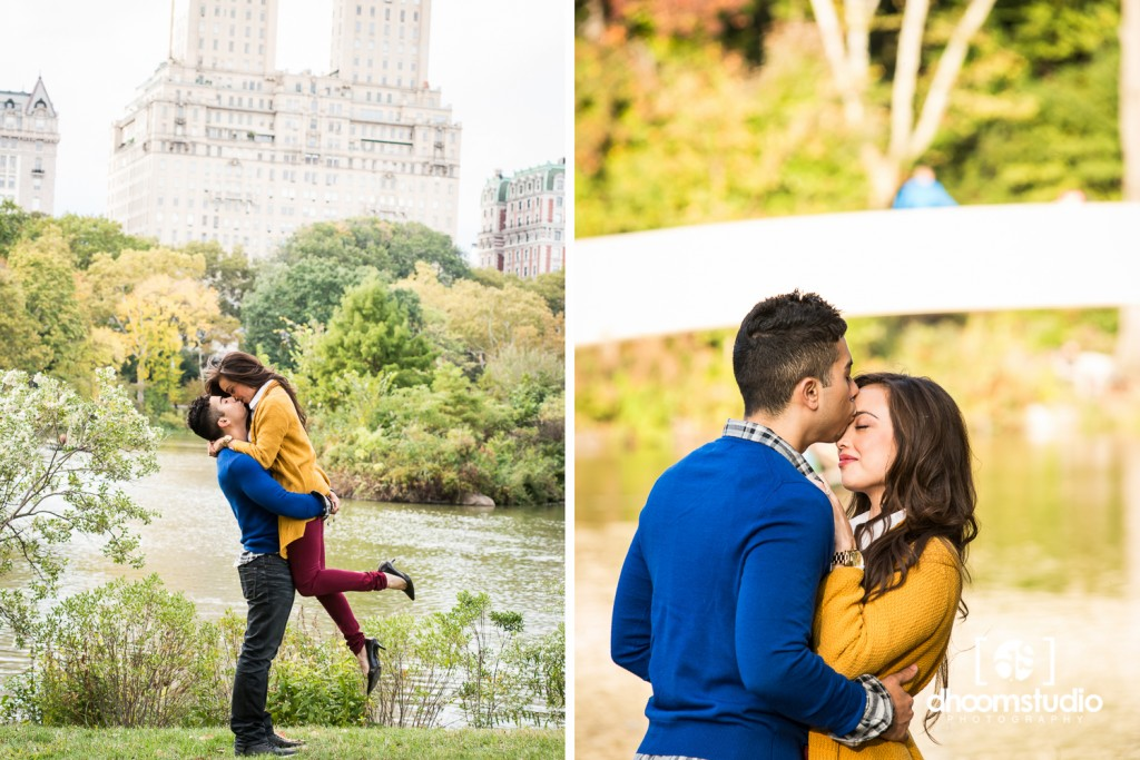 Kia-Ken-Engagement-6-1024x683 Kia + Ken Engagement Session | Central Park, New York | 10.17.13