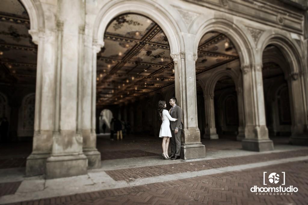 Kia-Ken-Engagement-61-1024x683 Kia + Ken Engagement Session | Central Park, New York | 10.17.13