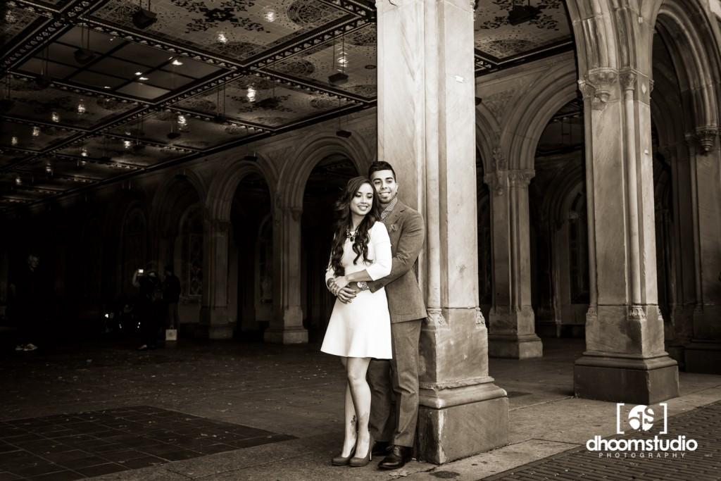 Kia-Ken-Engagement-65-1024x683 Kia + Ken Engagement Session | Central Park, New York | 10.17.13