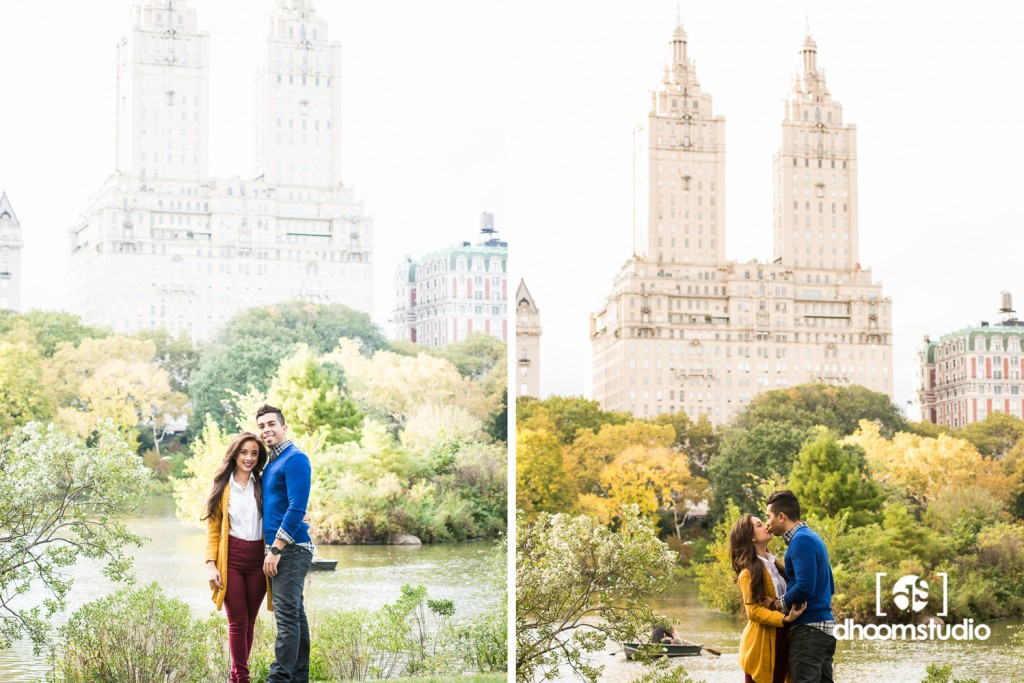Kia-Ken-Engagement-9-1024x683 Kia + Ken Engagement Session | Central Park, New York | 10.17.13