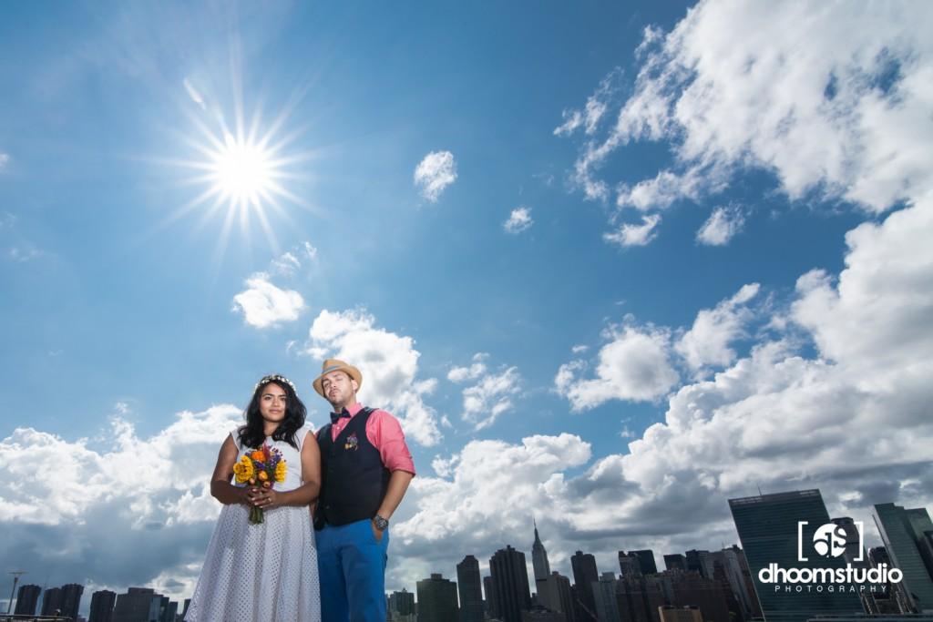 Samia-John-Ceremony-1-1024x683 Samia + John Ceremony | Gantry Plaza State Park | Long Island City | 08.13.14