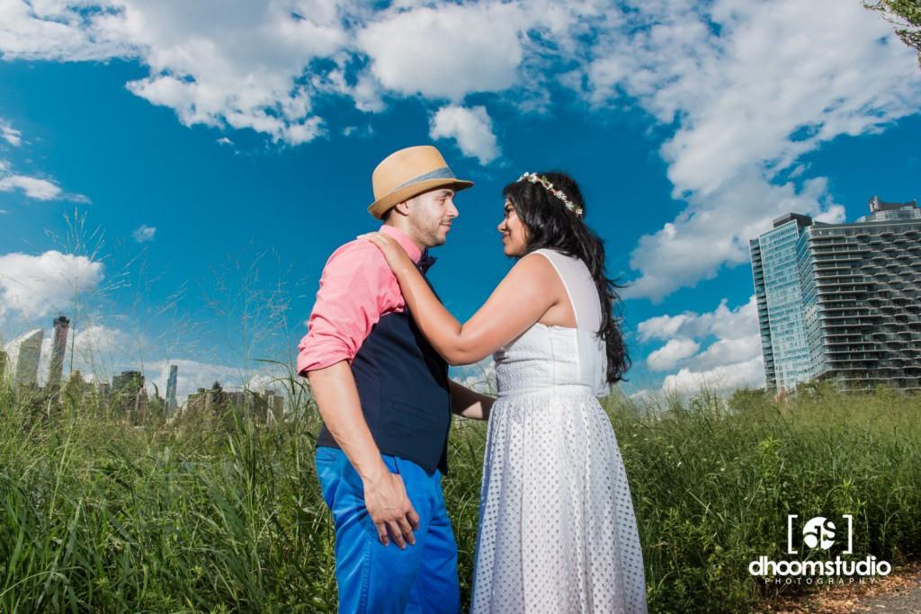 Samia-John-Ceremony-13-1024x683 Samia + John Ceremony | Gantry Plaza State Park | Long Island City | 08.13.14