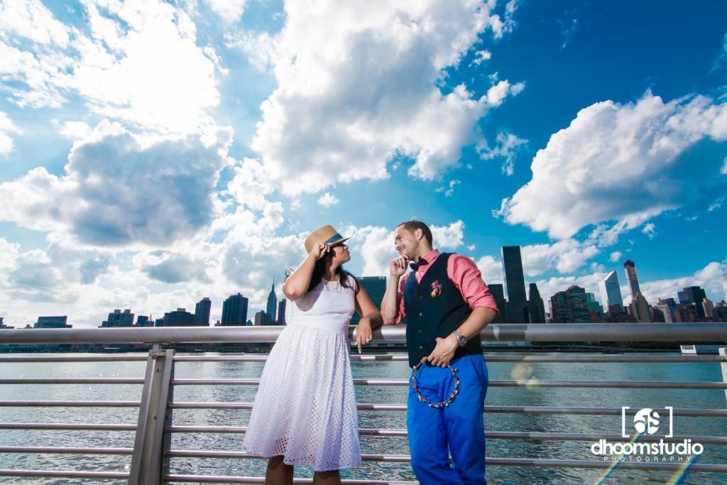 Samia-John-Ceremony-19-1024x683 Samia + John Ceremony | Gantry Plaza State Park | Long Island City | 08.13.14