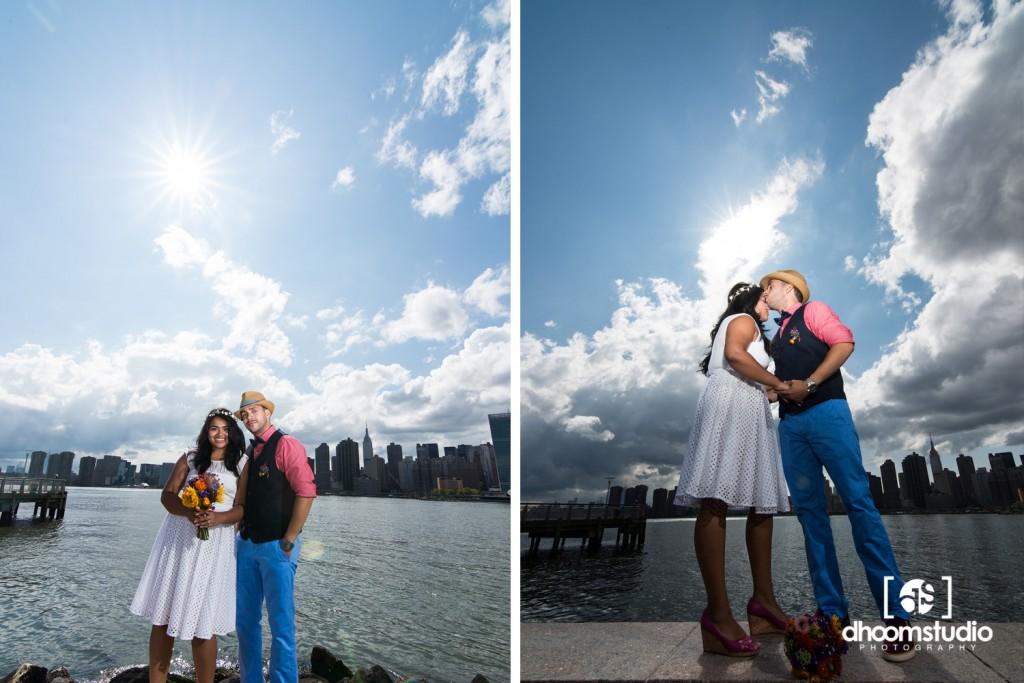 Samia-John-Ceremony-2-1024x683 Samia + John Ceremony | Gantry Plaza State Park | Long Island City | 08.13.14