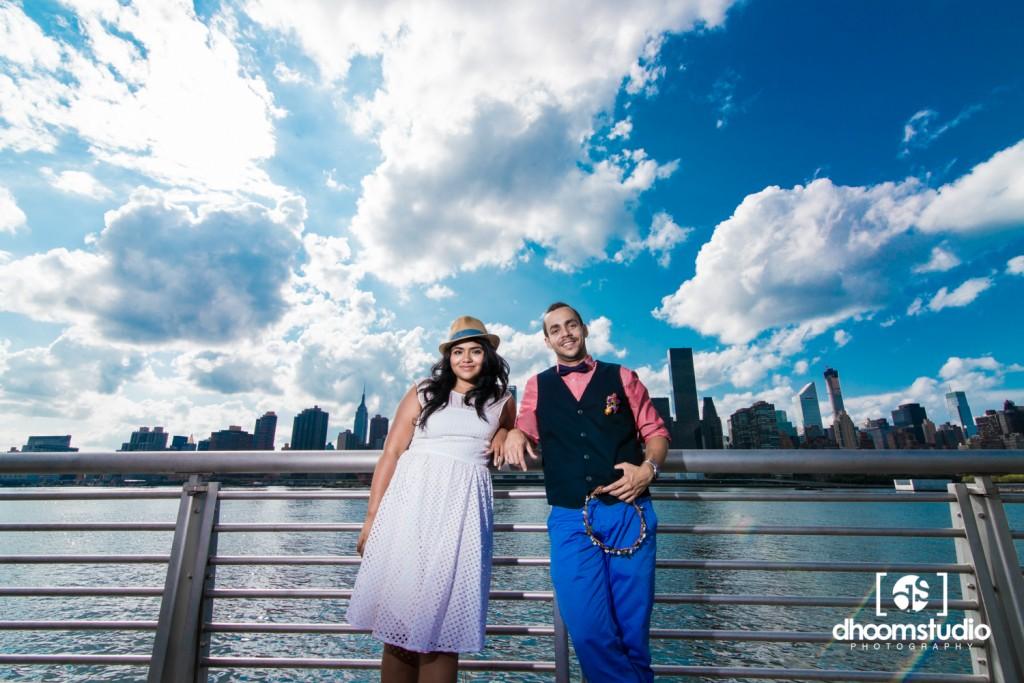 Samia-John-Ceremony-20-1024x683 Samia + John Ceremony | Gantry Plaza State Park | Long Island City | 08.13.14
