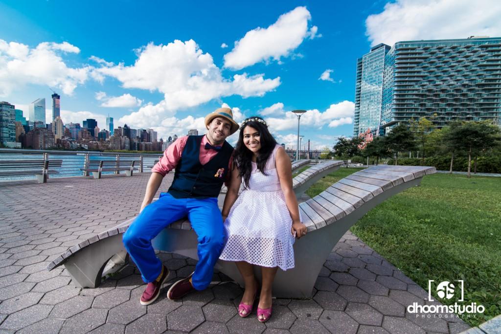 Samia-John-Ceremony-24-1024x683 Samia + John Ceremony | Gantry Plaza State Park | Long Island City | 08.13.14