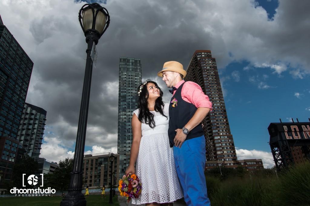 Samia-John-Ceremony-27-1024x683 Samia + John Ceremony | Gantry Plaza State Park | Long Island City | 08.13.14