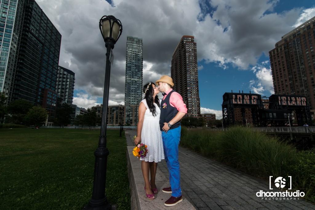 Samia-John-Ceremony-29-1024x683 Samia + John Ceremony | Gantry Plaza State Park | Long Island City | 08.13.14