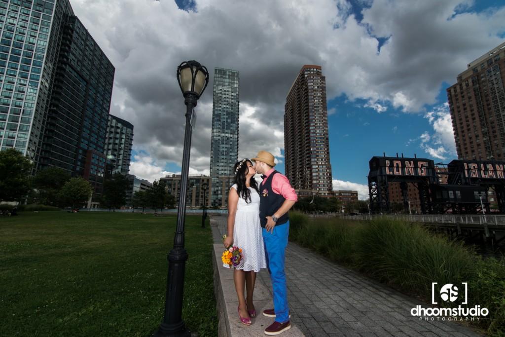 Samia-John-Ceremony-30-1024x683 Samia + John Ceremony | Gantry Plaza State Park | Long Island City | 08.13.14