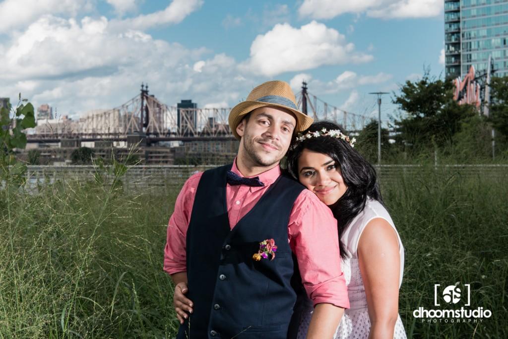 Samia-John-Ceremony-38-1024x683 Samia + John Ceremony | Gantry Plaza State Park | Long Island City | 08.13.14