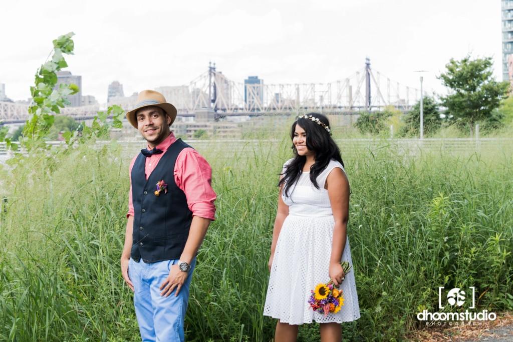 Samia-John-Ceremony-39-1024x683 Samia + John Ceremony | Gantry Plaza State Park | Long Island City | 08.13.14