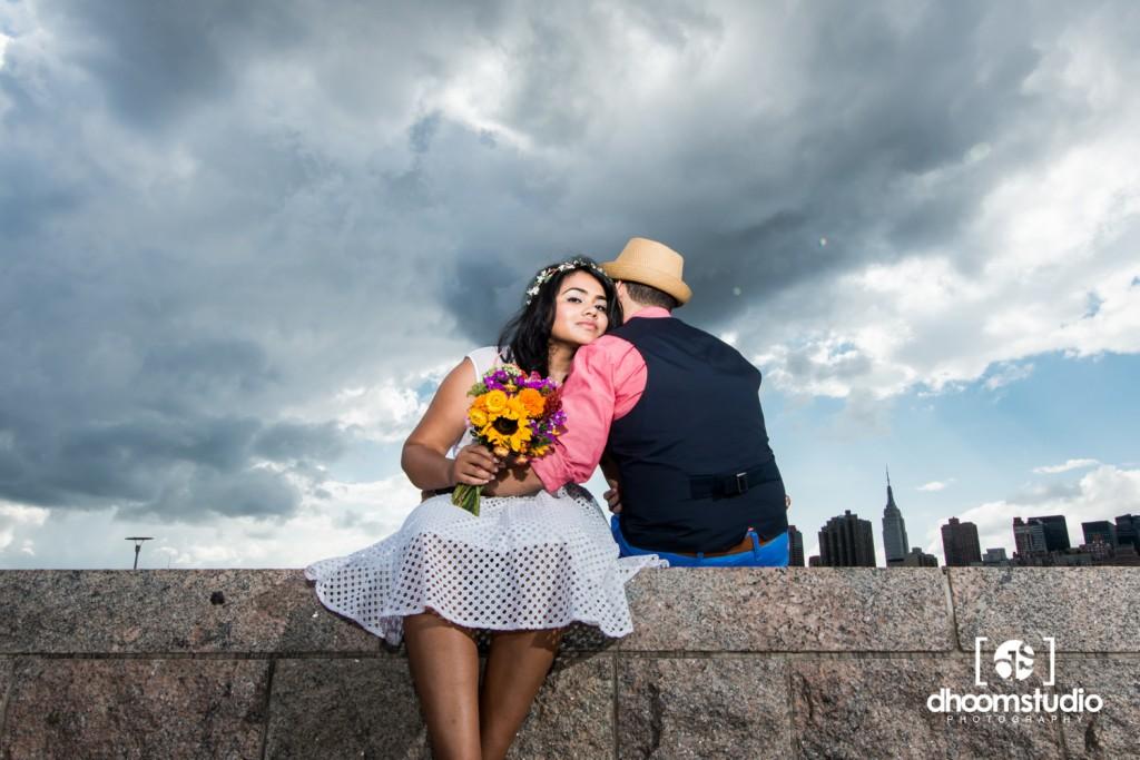 Samia-John-Ceremony-5-1024x683 Samia + John Ceremony | Gantry Plaza State Park | Long Island City | 08.13.14