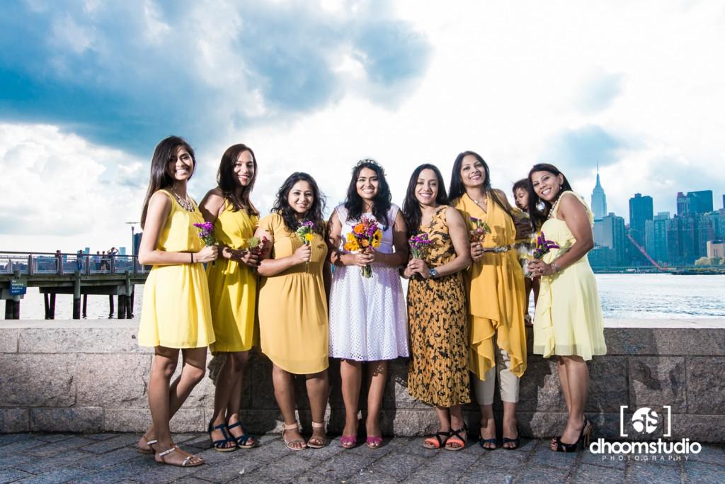 Samia-John-Ceremony-55-1024x683 Samia + John Ceremony | Gantry Plaza State Park | Long Island City | 08.13.14
