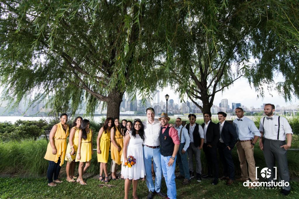 Samia-John-Ceremony-58-1024x683 Samia + John Ceremony | Gantry Plaza State Park | Long Island City | 08.13.14