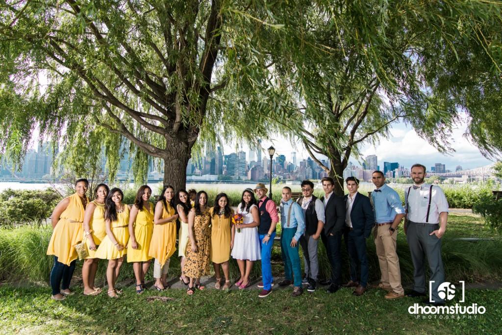 Samia-John-Ceremony-59-1024x683 Samia + John Ceremony | Gantry Plaza State Park | Long Island City | 08.13.14