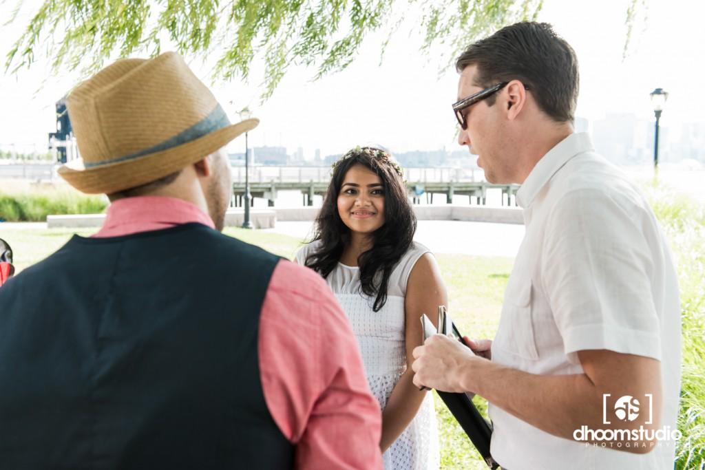 Samia-John-Ceremony-61-1024x683 Samia + John Ceremony | Gantry Plaza State Park | Long Island City | 08.13.14