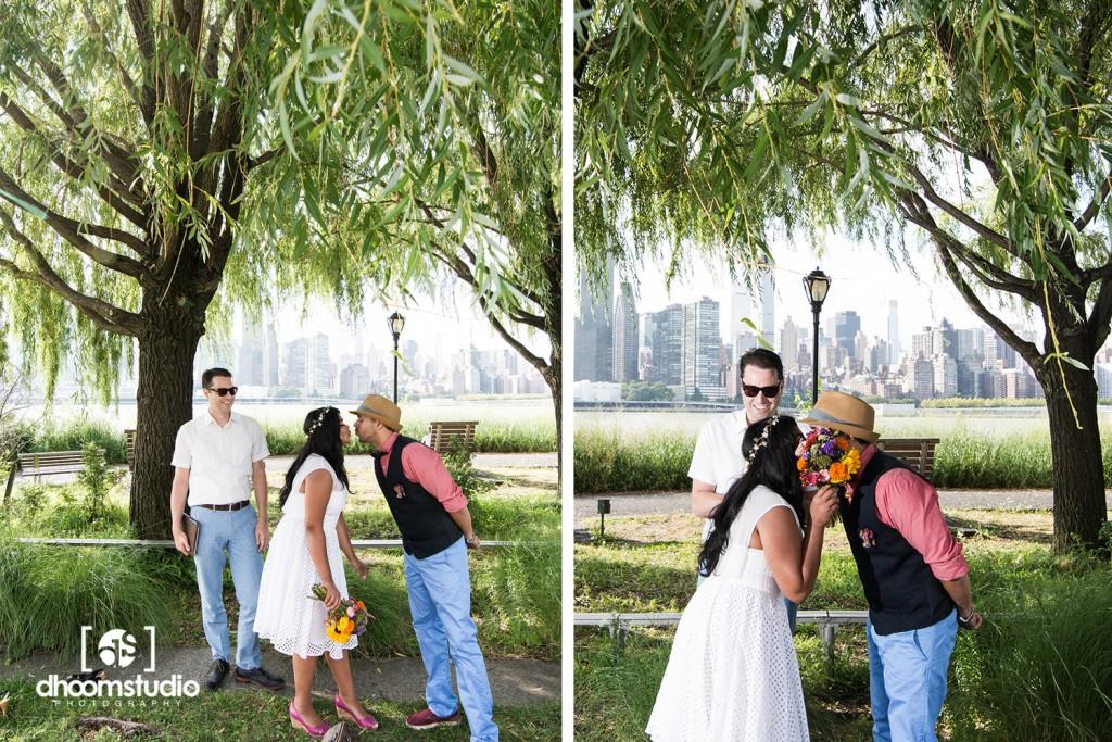 Samia-John-Ceremony-62-1024x683 Samia + John Ceremony | Gantry Plaza State Park | Long Island City | 08.13.14