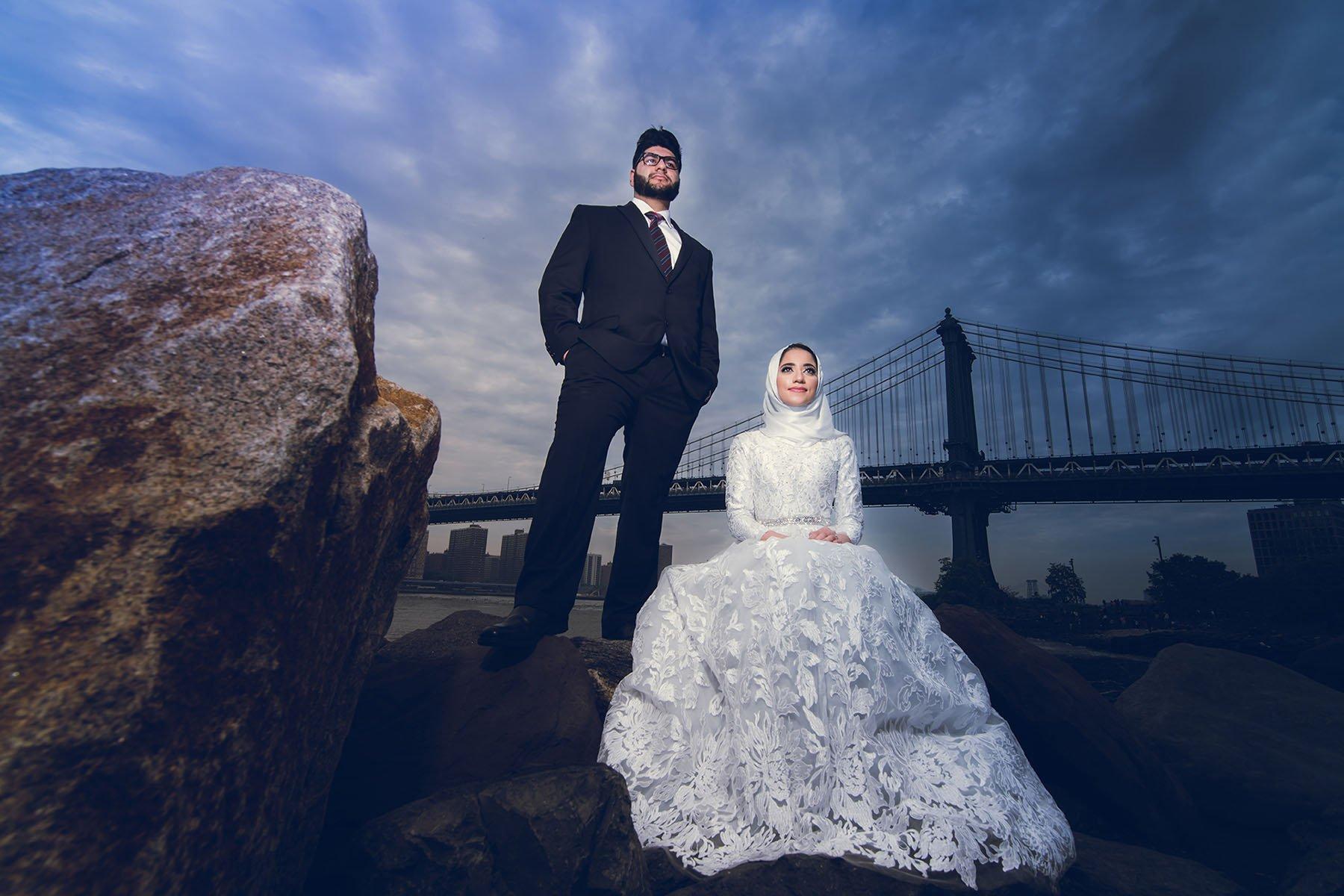 DUMBO-Waterfront-Engagement-Photo Engagement
