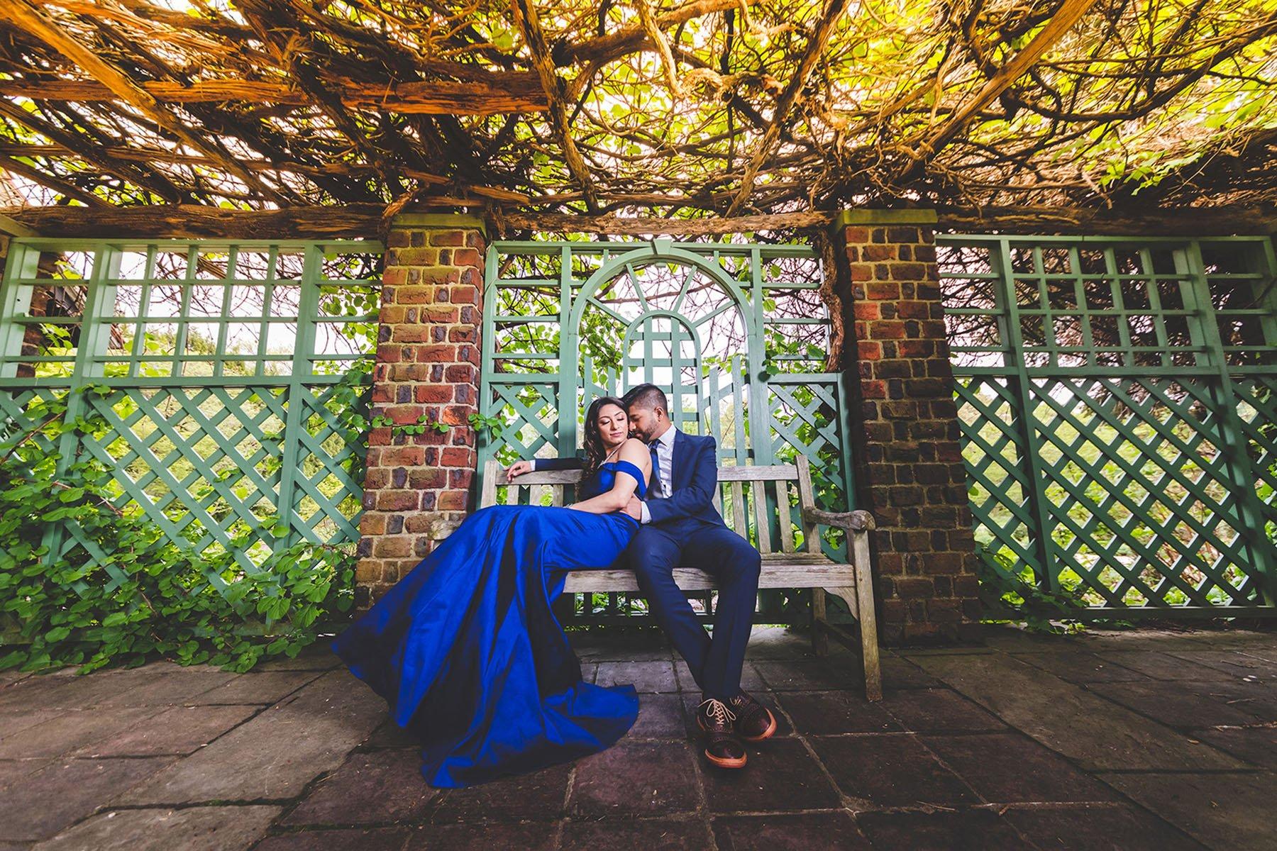Engagement-Shoot-in-Planting-Fields-Arboretum ENGAGEMENTS