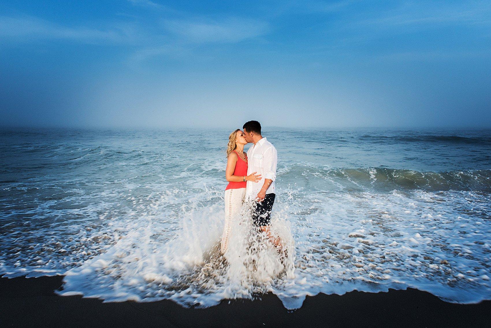 Jones-Beach-Engagement-Photos ENGAGEMENTS