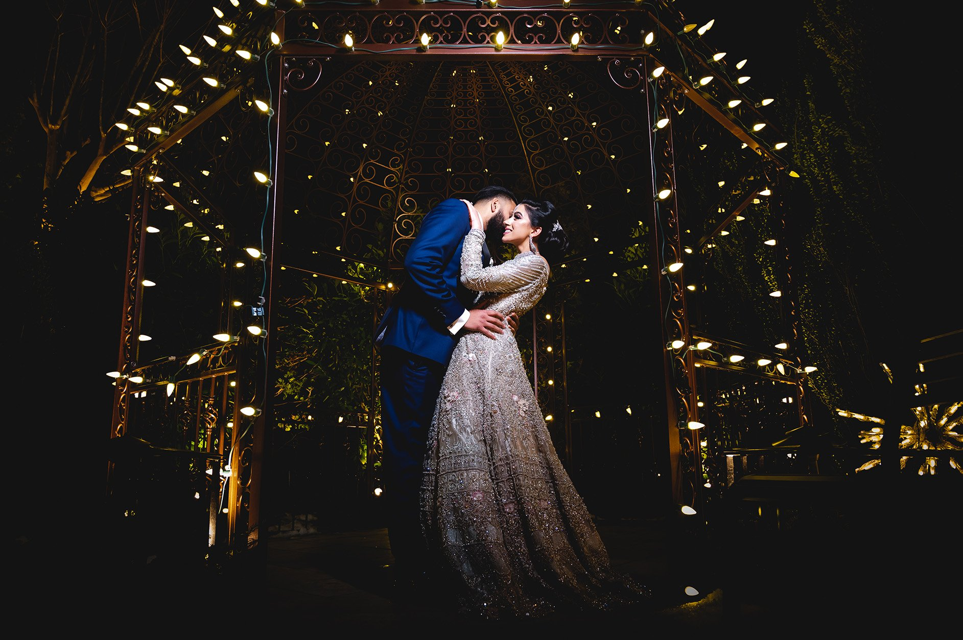 Leonards-Palazzo-Wedding-Photo South Asian Weddings