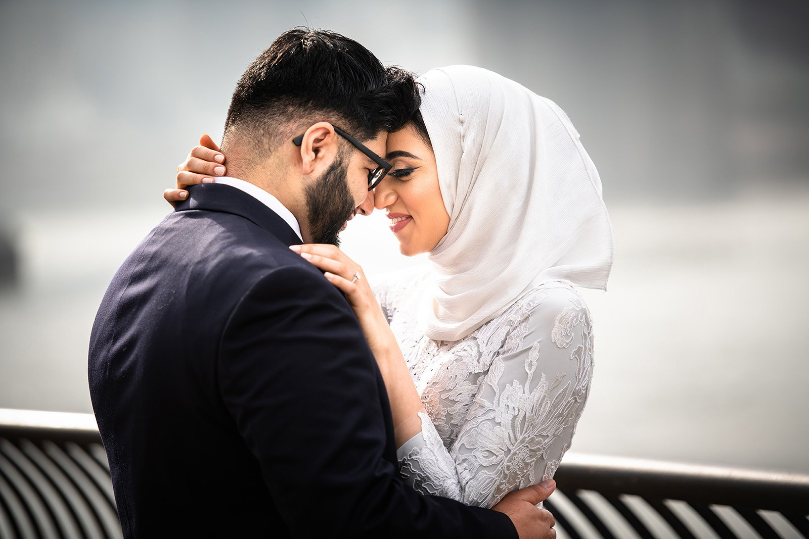 Muslim-Pre-Wedding-Photo-DUMBO ENGAGEMENTS