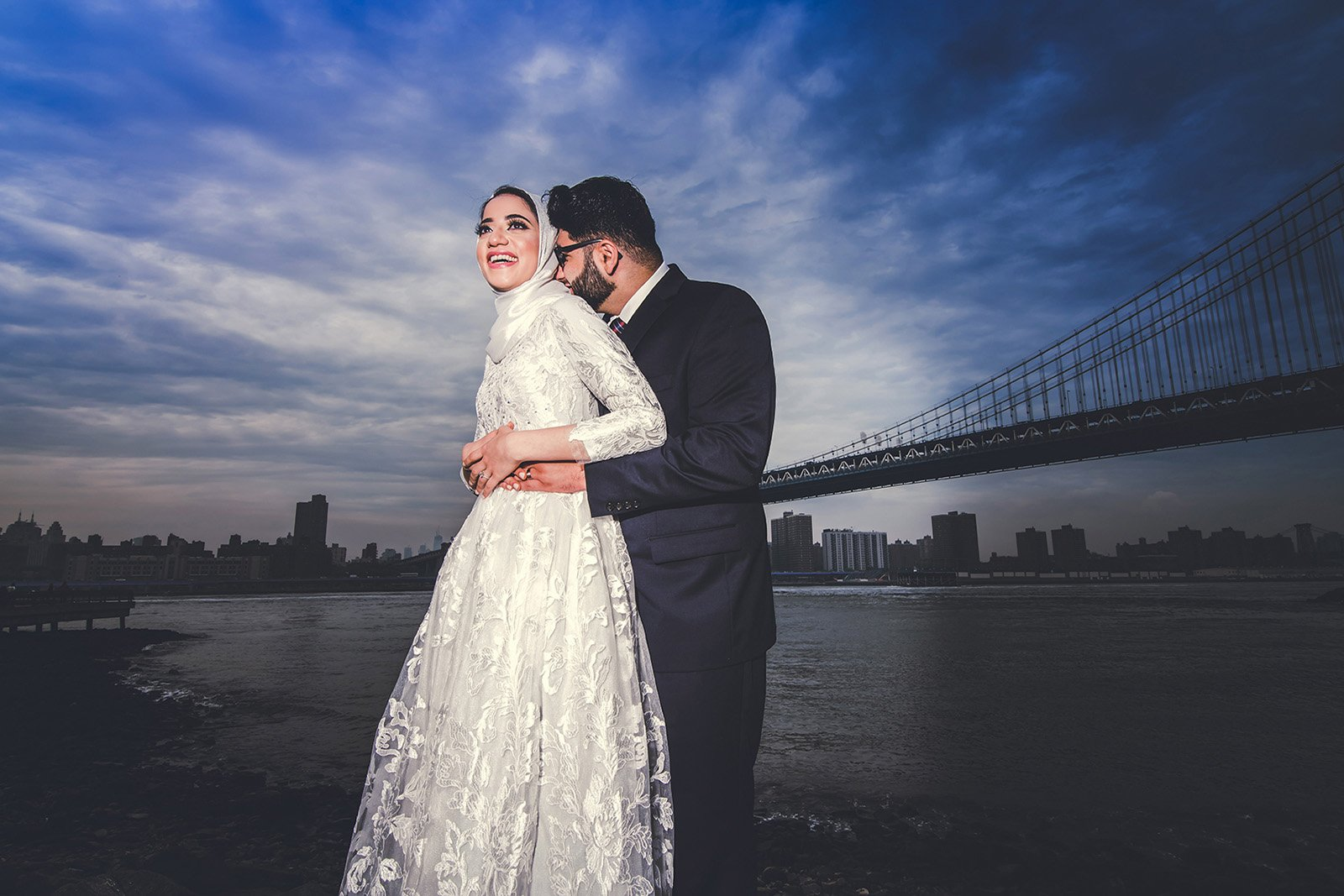 Pre-Wedding-Photo-Shoot-Brooklyn Engagement