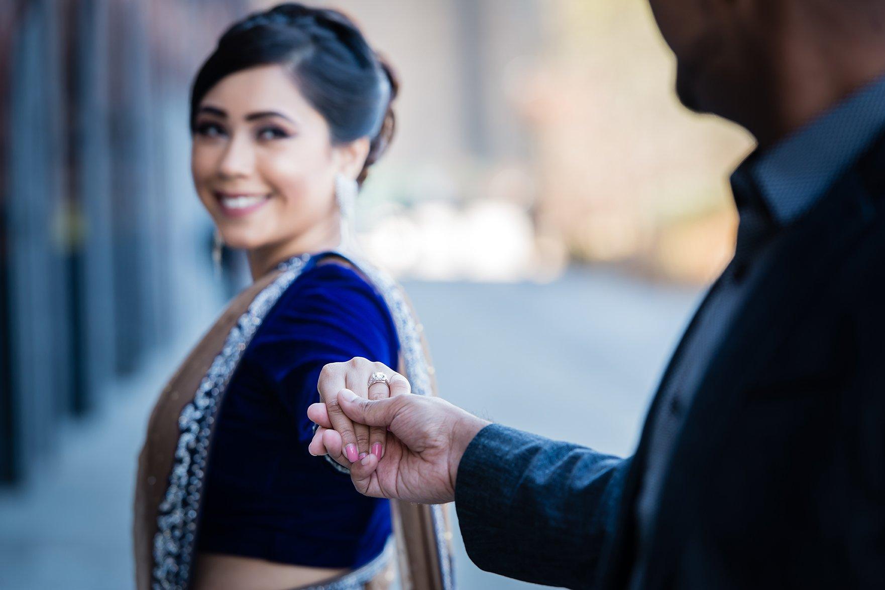 Pre-Wedding-Photo-Shoot-DUMBO Engagement