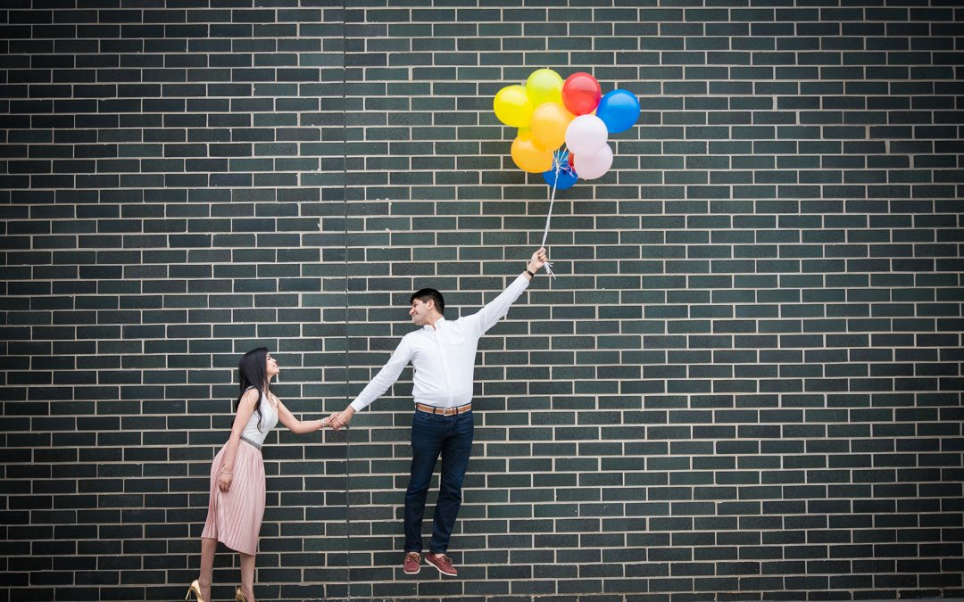 Take Your Engagement Photos Up a Notch with These Props