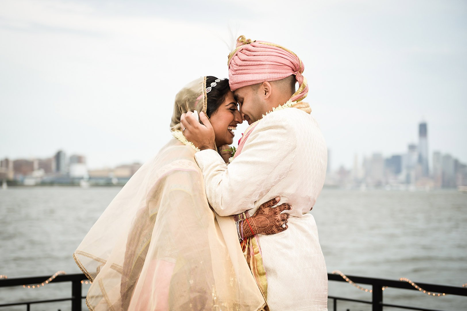 Chart-House-Wedding-Weehawken Photojournalism