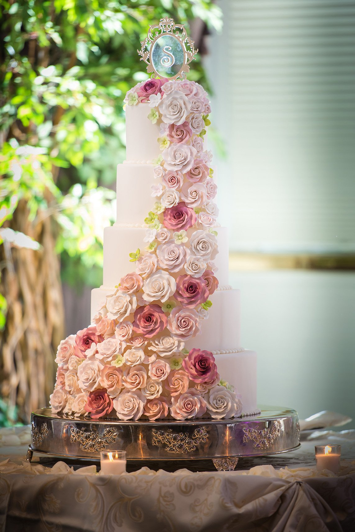 Palace-at-Somerset-Park-Wedding-Cake-Photo Details