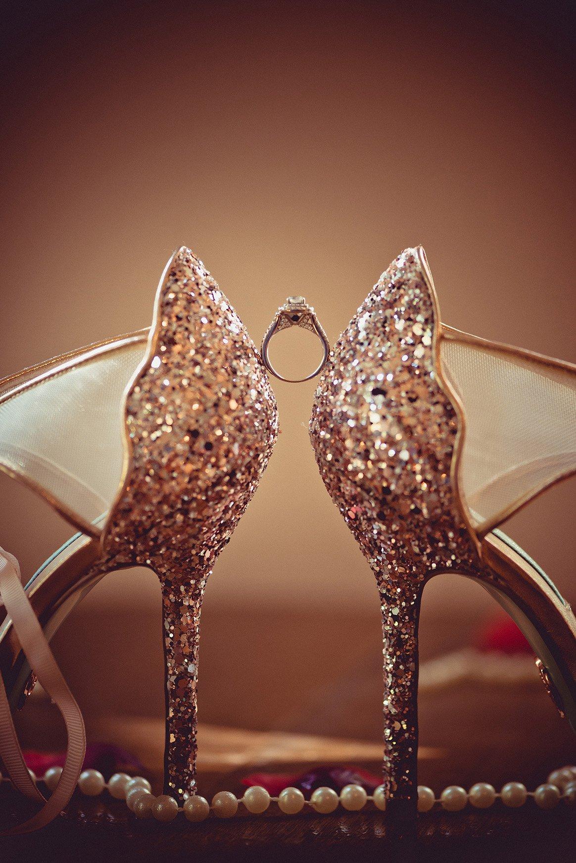 Wedding-Photography-Bridal-Shoe Details